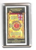 GLOUCESTERSHIRE REGIMENT 2nd Bn COLOURS FRIDGE MAGNET